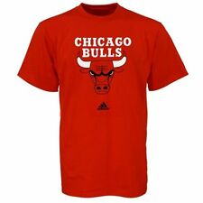 Chicago Bulls Red Logo T-Shirt