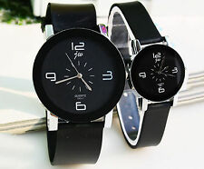 Men & Women Watch Quartz Wrist Watches Couple Watch Lovers Romantic Valentine
