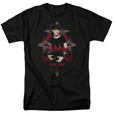 NCIS TV Show Abby Sciuto Goth Gothic Artwork Licensed Tee Shirt S-3XL