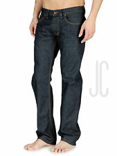 NEW Diesel Larkee Regular Fit Mens Jeans - Dark - 008Z8