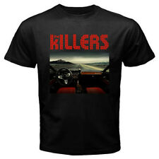 New The Killers Battle Born Indie Rock Band Men's Black T-Shirt Size S-3XL