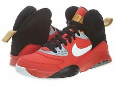 Men's Nike Air Ultimate Force Basketball Shoes, 630926 600 Size 11 Crimson/White