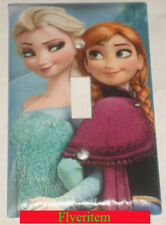 Frozen Light Switch Duplex Outlet Cover Plate & more Home decor