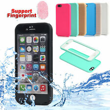 For iPhone SE 5s 6 6s Plus Waterproof Shockproof Dirt Proof Thin Hard Case Cover