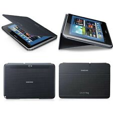 Black Ultra Slim Cover Case BOOK Cover For Samsung Galaxy Tab 2 3 4 A S Note Pro