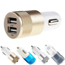 Dual 3.1A 2 Port USB Universal Car Charger Adapter for Cellphones Portable