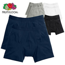 Fruit Of The Loom FOTL Mens Classic Boxer (2 Pack) (67026)