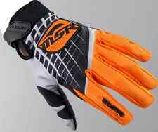 YOUTH MSR Racing Axxis ORANGE Grey M16 Gloves motocross off road KTM kids