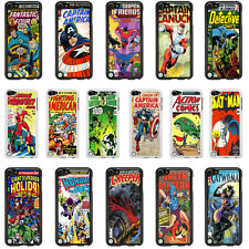 DC Marvel Comic Book Case Cover for Apple iPod Touch 4 5 4th 5th Generation - 07