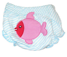 1pc Fish Design Baby Toddler Potty Toilet Training Pants New Reusable Washable