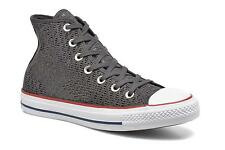 Women's Converse Chuck Taylor All Star Seasonal Hi Hi-top Trainers in Grey
