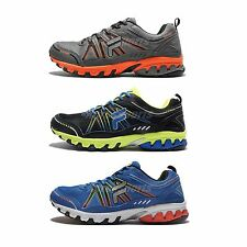 Fila J930P Mens Trail Running Trainers Sneakers Pick 1