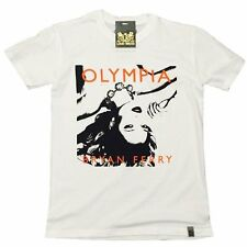 BRYAN FERRY (ROXY MUSIC) - OLYMPIA (KATE MOSS) - OFFICIAL MENS T SHIRT