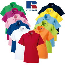 Russell Ladies Classic Cotton Polo (569F)