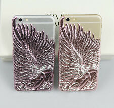 Fashion 3D Angel Wing Luxury Phone Case Back Cover For iPhone 6/6S Plus