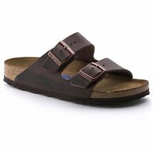 Birkenstock Arizona Women's Men's Unisex Soft Footbed Sandal Habana Oil Leather