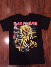 """NEW IRON MAIDEN """" KILLERS"""" T SHIRT S,M,L,XL  ROCK BAND"""