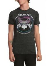 Metallica Master of Puppets Vintage Charcoal Heather Shirt SM, MD, LG, XL, XXL