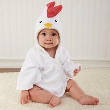 Boy Girl Animal Baby Bathrobe Baby Hooded Bath Towel Infant Bathing Baby