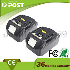 4.0Ah 18 Volt 3.0Ah Battery For Makita BL1815 BL1830 LXT Lithium-Ion 18V Compact