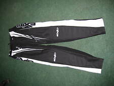Exid Trials Bike Riding Pants. Excellent Quality, *Black/White* **NEW**