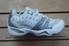 Prince T22 Women's Tennis Shoes - New - Multiple Sizes - White/Silver