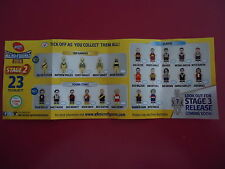 2016 AFL Micro-Figures - Stage 2 (Yellow)
