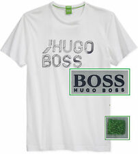 NWT Hugo Boss Green Label by Hugo Boss LOGO T-Shirt Luxury Graphic Tee Size XL