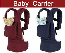 Adjustable Infant Baby Carrier Sling Newborn Kid Wrap Rider Comfort Backpack