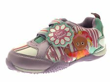 Girls Upsy Daisy Trainers In The Night Garden Sports Velcro Shoes Kids Size