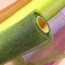 "SINAMAY FABRIC- For Hats & Craft use Various Colours 18""x36"" Various Colours"