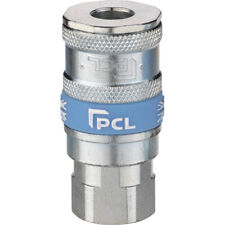 Genuine PCL Couplings 1/4-3/8-1/2 bsp female inc vat