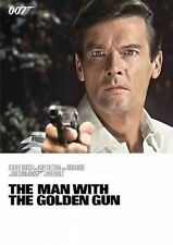 The Man with the Golden Gun [Region 1] - DVD - New - Free Shipping.
