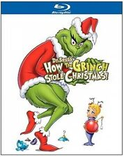How the Grinch Stole Christmas [Region A] [Blu-ray] - DVD - New - Free Shipping.