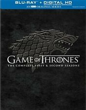 Game of Thrones: The Complete First & Second Seasons [Region 1] - DVD - New