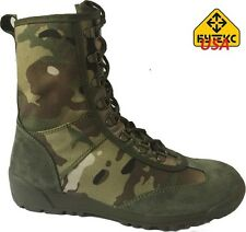 "Authentic Russian SWAT Urban Assault Tactical Boots ""COBRA 12222"" by BYTEKS."