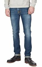 Nudie Jeans - Thin Finn (Blue Denim) Mens