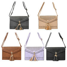 Chic Universal Cell Phone Pocket Purse Shoulder Bag Pouch Case Leather Handbag