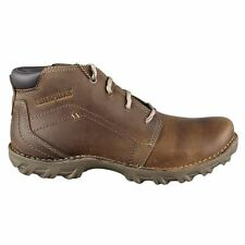 Caterpillar Transform Mid Cut Beige Mens Boots