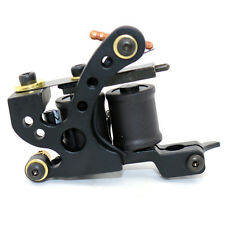Pro New Designed 10 Wrap Coils Tattoo Machine Gun for Shader Supply