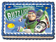 BUZZ LIGHTYEAR Toy Story Image Edible Cake topper Decoration