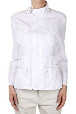 RALPH LAUREN Women White Windcheater Jacket New with Tags and Original