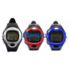 New Pulse Heart Rate Monitor Calorie Pulse Counter Sensor Fitness Sport Watch