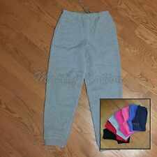 NWT boys girls 130 140 150 160 classic Hanna Andersson cotton sweats pants