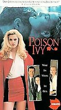 Poison Ivy - Drew Barrymore * New/Shrink Wrapped VHS Tape