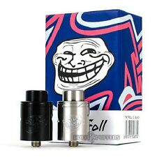 The Troll V2 RDA by WOTOFO 100% Authentic Rebuildable Dripping Atty - 22 or 25mm