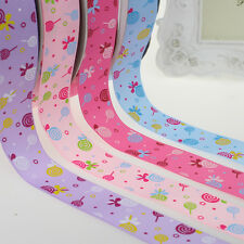 Wholesale Kids' Girl Print Candy Lollipop Grosgrain Ribbon 9mm 16mm 25mm 38mm