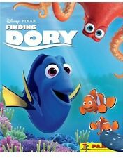 PANINI - Disney Finding Dory - Full Box Of 50 Sticker Packets - and album