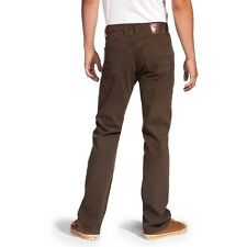 Agave Denim watermen  Copper Collection Agate Brown Classic Straight Jeans
