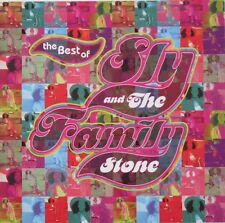 SLY and the FAMILY stone - The Best Of - CD.